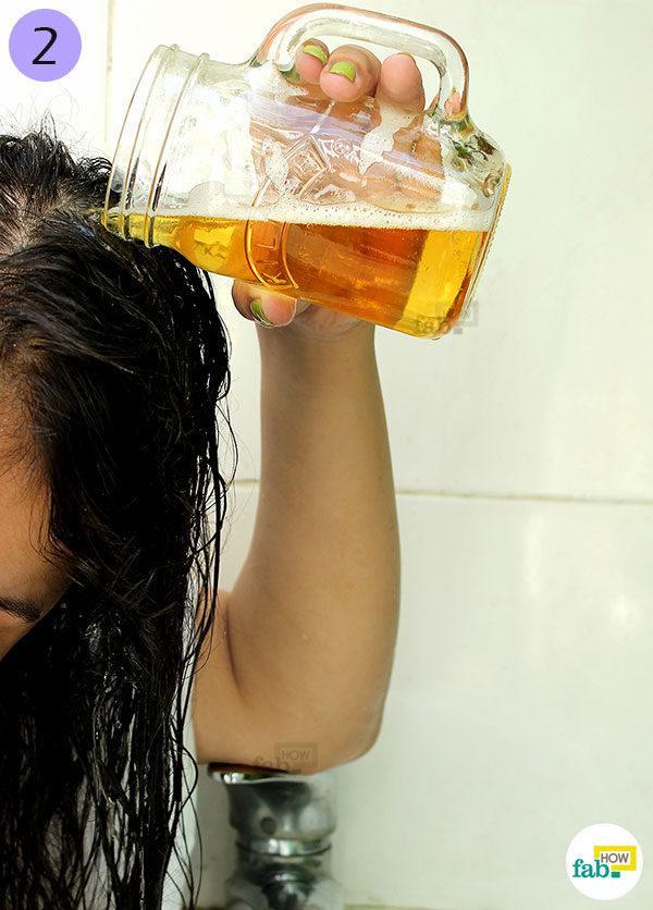 इस मिश्रण से अपने बालों को धो लीजिये