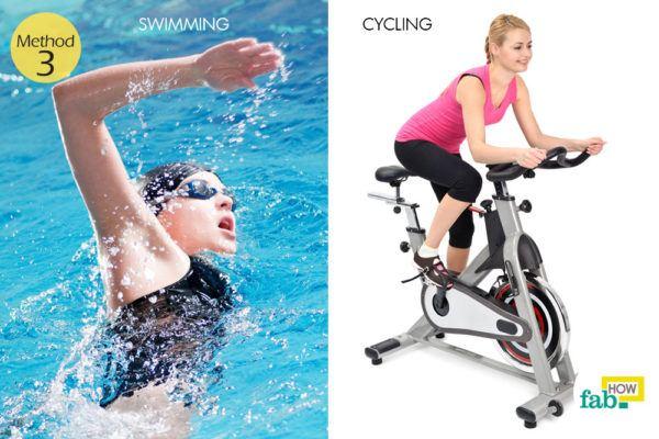 व्यायाम द्वारा सेल्युलाईट से छुटकारा पाएं