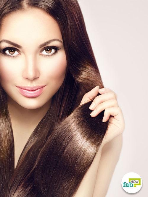 बालों की लम्बाई बढ़ाने के घरेलू नुस्खे