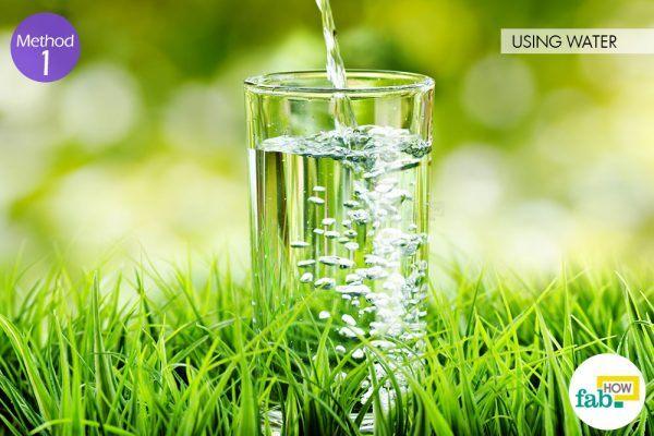 पर्याप्त पानी पीजिये