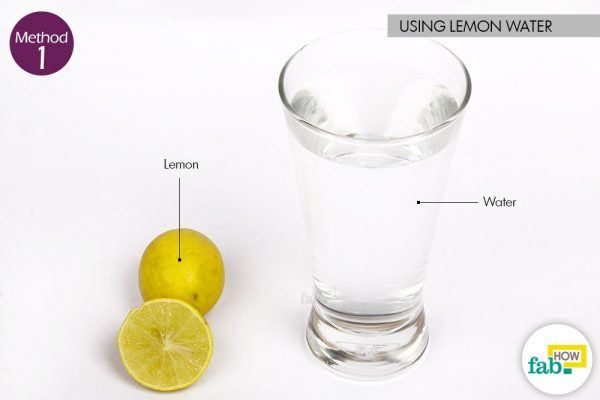 नींबू पानी बनाने के लिए आवश्यक सामग्री