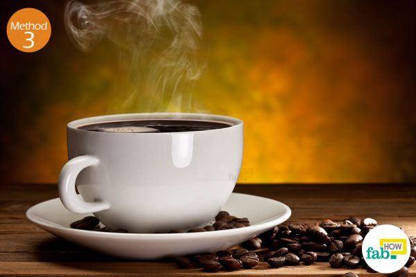 कॉफ़ी का सेवन कीजिये