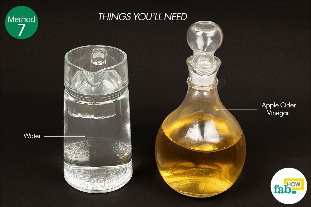 एलडीएल स्तर कम करने के लिए सेब के सिरके के इस्तेमाल के लिए आवश्यक सामग्री