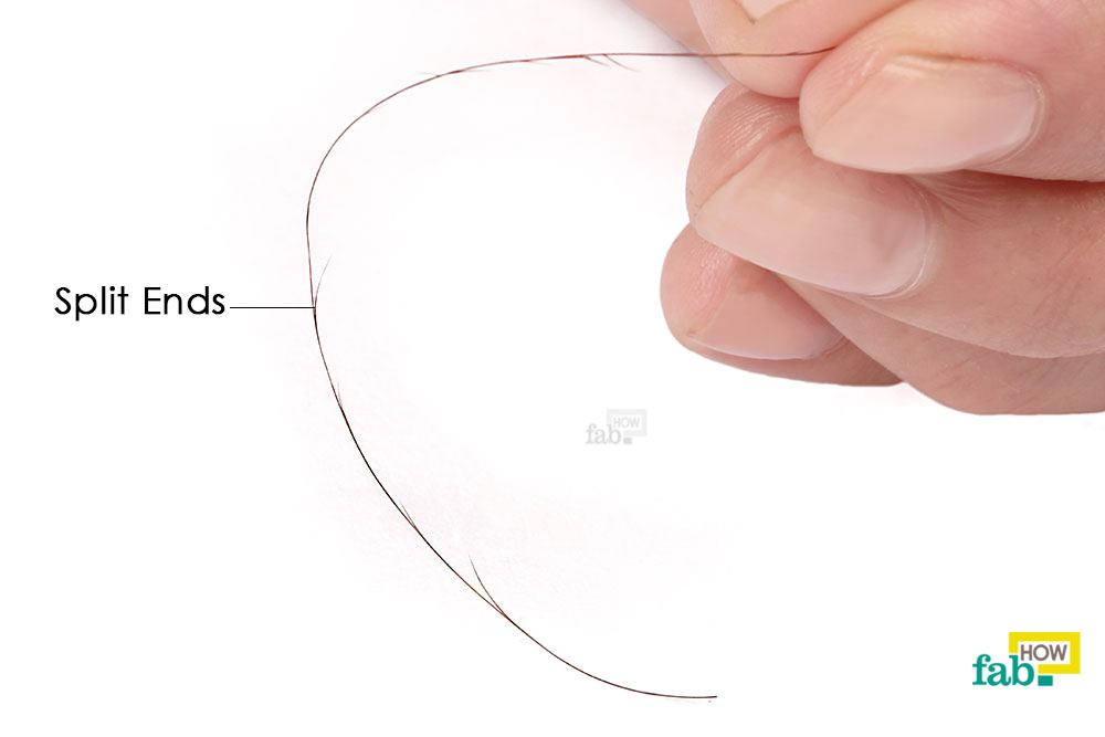 दो मुंहे बालों से छुटकारा पाने के लिए घरेलू उपचार अपनाएँ