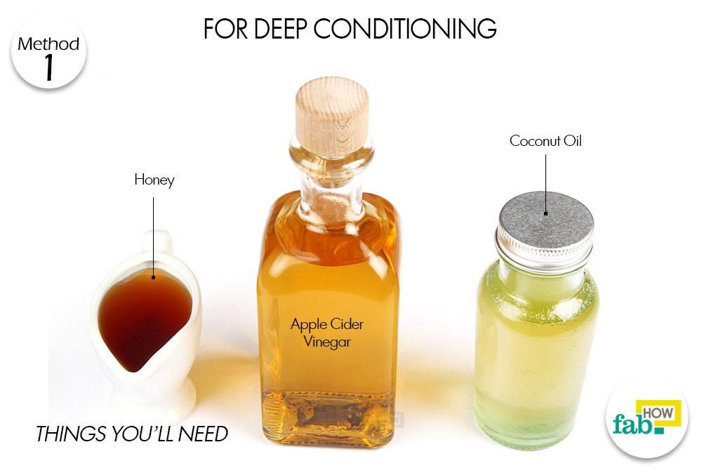 नारियल तेल का हेयर पैक बनाने के लिए आवश्यक सामग्री