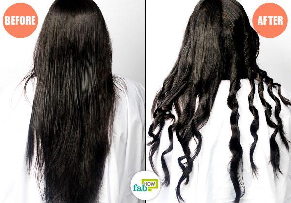 स्ट्रेटनर के इस्तेमाल से भी बालों को कर्ल किया जा सकता है