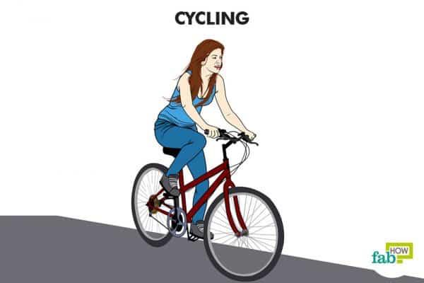 साइकिल चलाइये