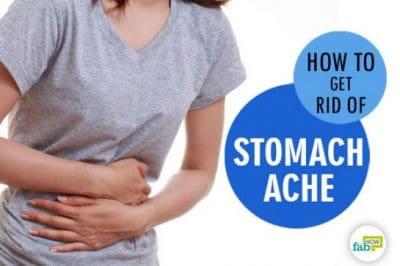 पेट दर्द कम करने के घरेलू इलाज