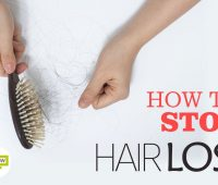 बालों को झड़ने से रोकने के 6 आसान घरेलू उपाय